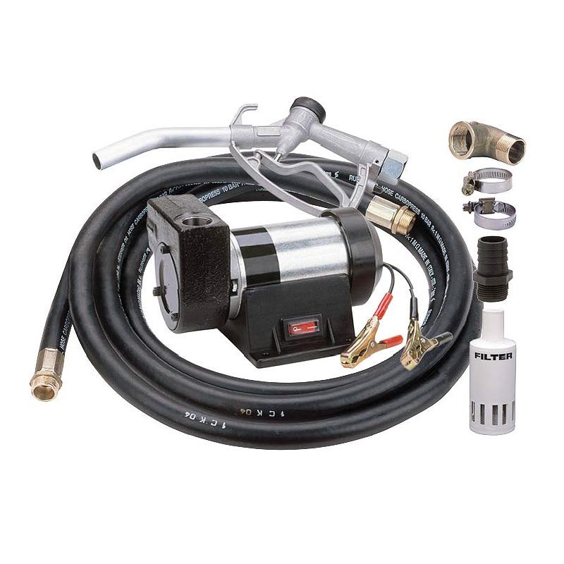 Diesel Battery Kit