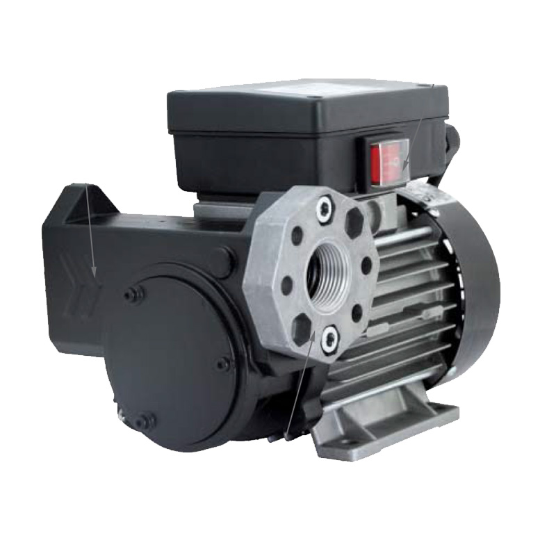 Iron 50 Self Suction Diesel Pump
