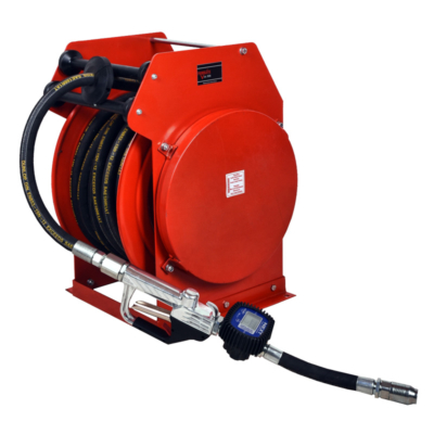 Retractable Hose Reel For Oil & Water