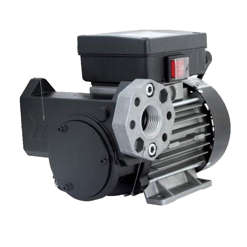 Iron 75 Self Suction Diesel Pump